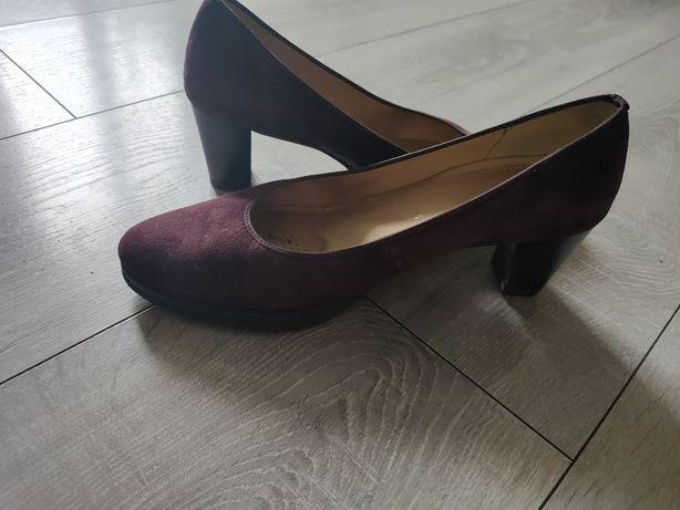 Pantofi piele, Ara