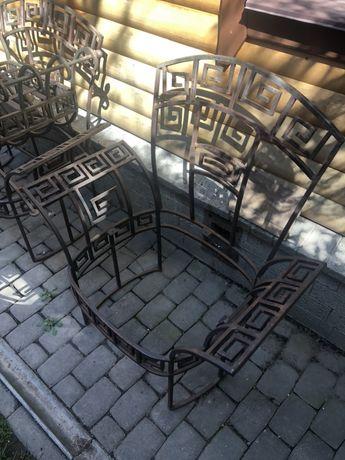 Продам кованные стулья, очень хорошего качества