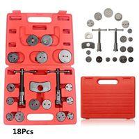 Комплект инструменти- накладки - Прибиране на спирачни бутала 13 части
