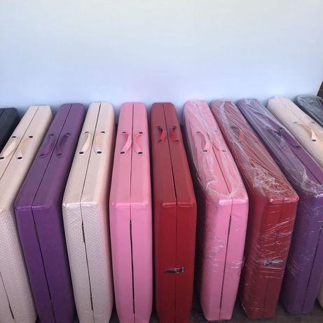 Кушетка косметологическая чемодан Pro salon