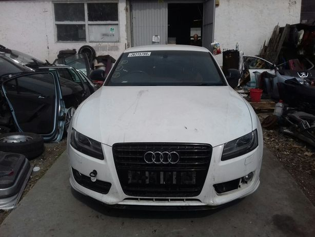 Dezmembrez Audi A5 8T Coupe S-Line 2.7 v6 motor CAMA Full - automata