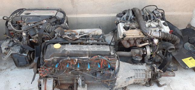 Контрактные Двигатели на Опель Астра Н, Мерс дизель 605 м, Пассат 2.8