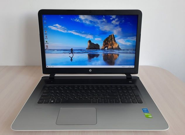 Hp i5/GeForce 940m/8 озу