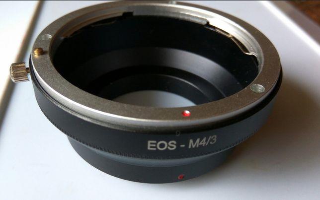 Adaptor EOS - Micro 4/3