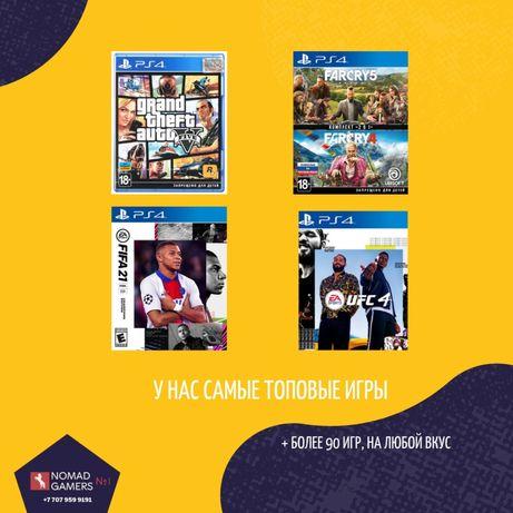 Прокат Аренда Sony Playstation 4, PS 4 (пс сони 4)