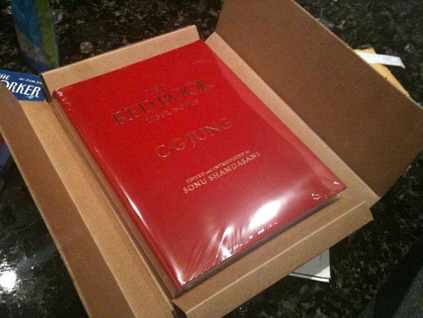 Liber Novus, The Red Book Carl Gustav Jung, S. Shamdasani cartea rosie