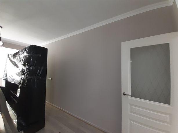 Покраска стен и потолков по 400 за кв метр и выше.