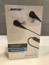 Căști Bose QuietComfort 20 QC20i Noi sigilate