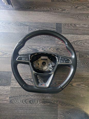 Кормило за Seat с Flat Bottom