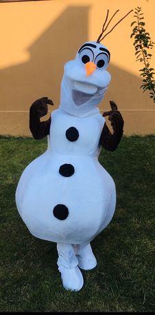 Mascota Olaf frozen elsa si anna