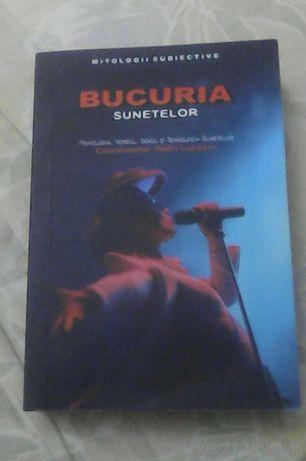"""Vand carte impecabila """"Bucuria sunetelor""""-Radu Lupascu-685 pag"""