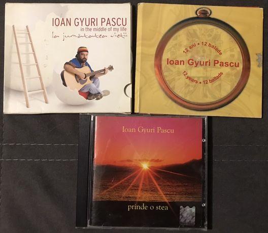 CD Ioan Gyuri Pascu / muzica romaneasca / Pop Rock