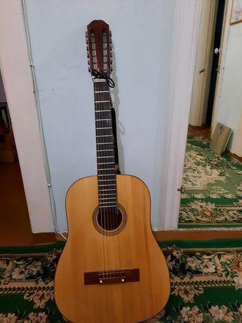 12 струнная гитара фабрики Луначарского