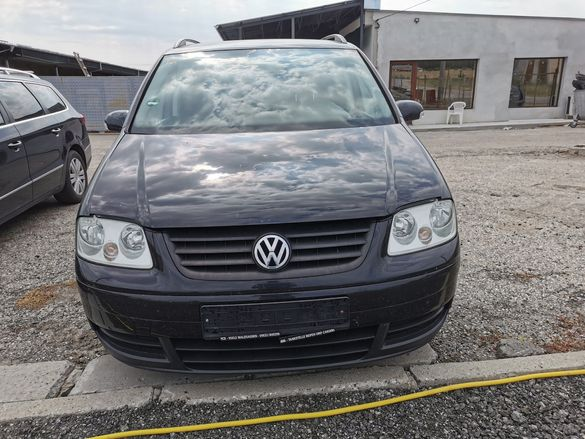 Vw Touran 1.9 TDI 105 к. с. 6ск. НА ЧАСТИ