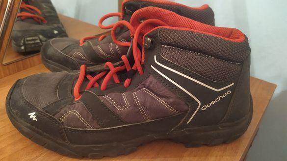 Зимни обувки за момчета 36