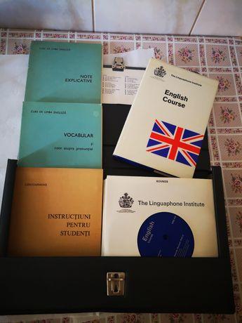 Curs de limba engleza The Linguaphone Institute
