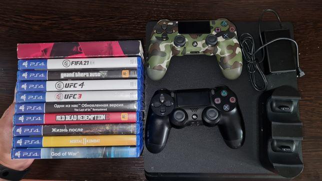 Продам Sony PlayStation 4 slim 1трбт