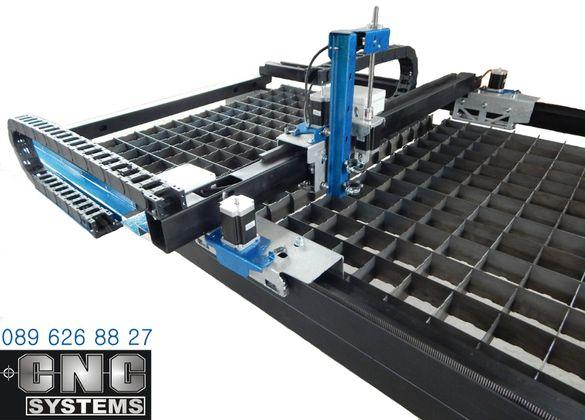 ЦНЦ рязане CNC Plasma производител, гаранция, обучение, ВИДЕО1050/205