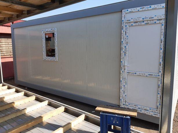 Container containere birou santier depozitare vitrina de locuit chiosc
