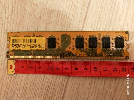 ОЗУ DDR2 и дисковод