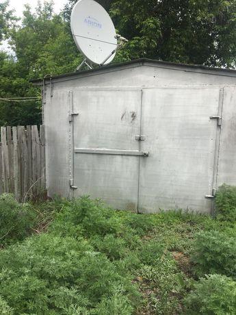 Продается металлический гараж