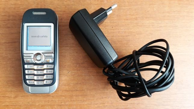 Vând telefon mobil cu butoane Sony Ericsson J300i (numai în București)