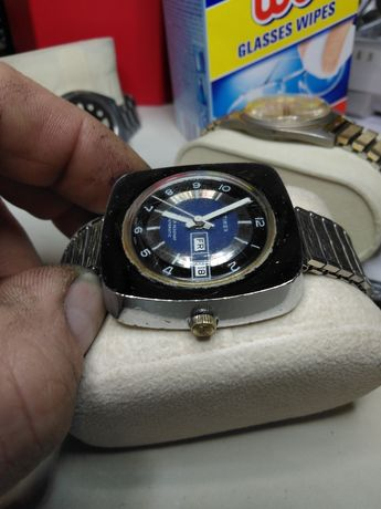 Vând ceas automatic timex