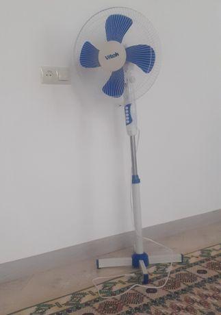 Электрически вентелятор