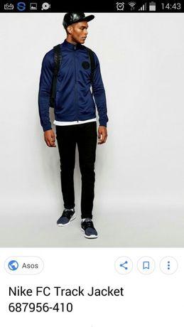 Nike FC Football Mens Size S ОРИГИНАЛ! Мъжко Спортно Горнище!