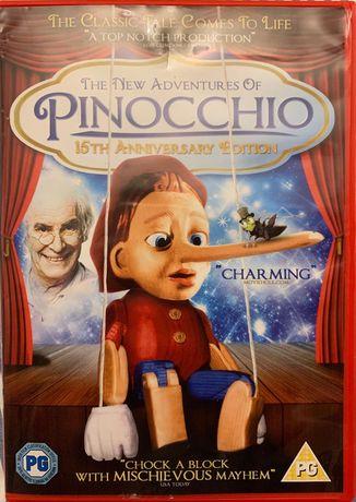 """Film CD DvD ,,Pinocchio"""" în Engleză"""