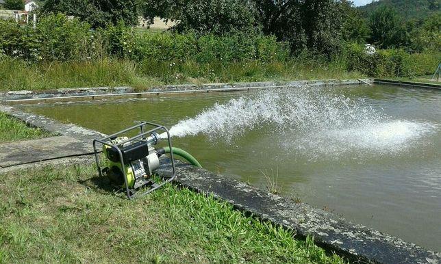 Pompa de apa Motopompa 3toli apa diesel irigat agricultura