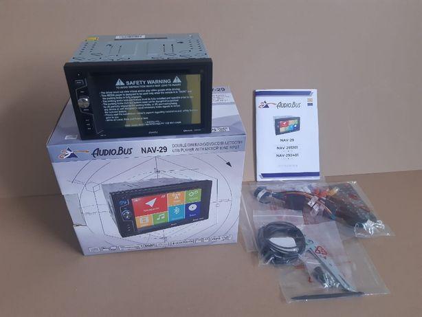 Radio auto DVD/CD Bluetooth USB Audio Bus Nav-29