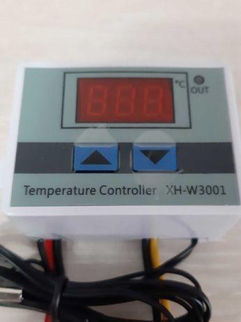 Терморегулятор XH-W3001, регулятор температуры, термостат, инкубатор