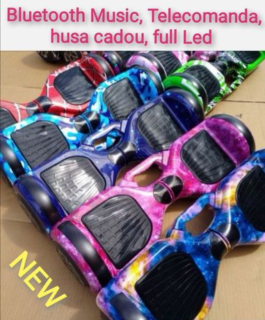 Hoverboard Nou Enjoi inox