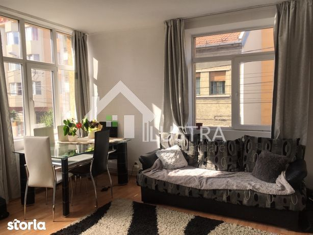 Apartament in casa, 2 camere, de închiriat, în Gara