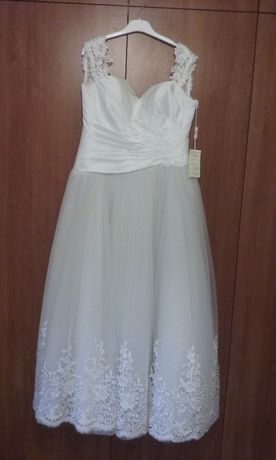 Rochie de mireasa White Lady marimea 44