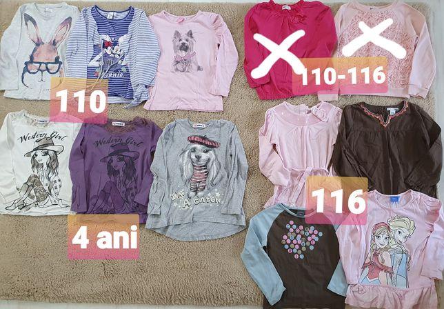 Bluze mar 4-6 ani