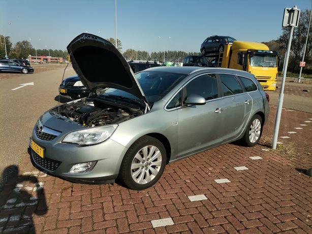 Dezmembrez Opel Astra J 1.7 CDTI 2011 110CP EURO 5