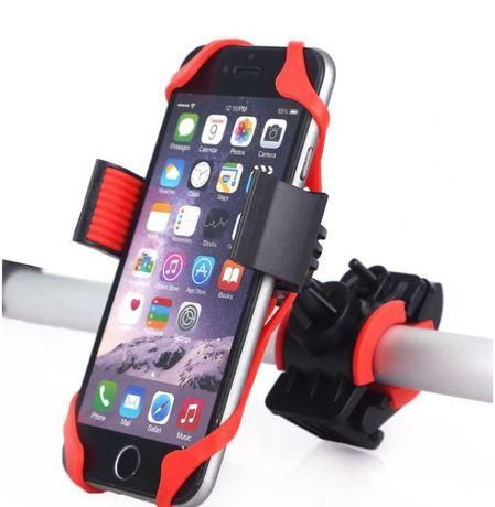 Стойка за телефон/смартфон на кормилото велосипед 360 градуса