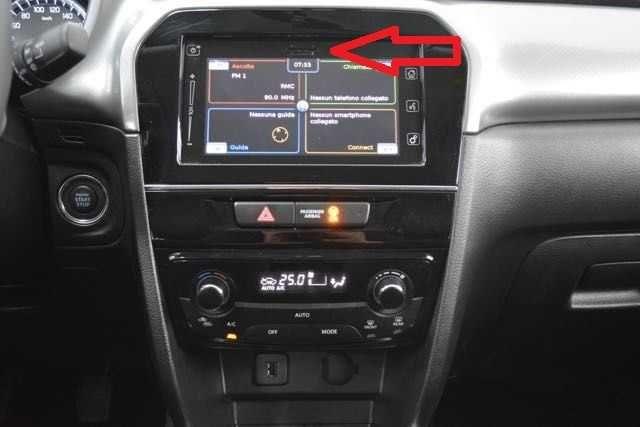 Card Original navigatie Suzuki Swift Vitara SX4 Ignis Europa 2021
