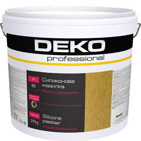 Deko Professional силиконова мазилка