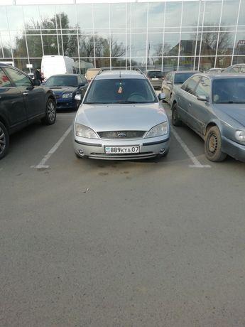 Продам машину форд мондео 2002год
