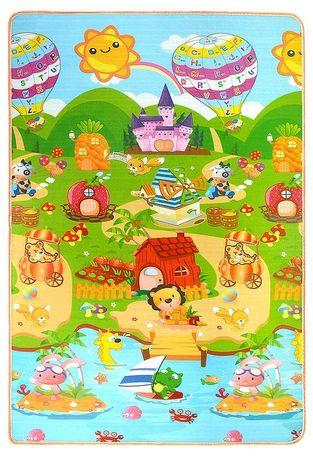 Двулицеви килимчета / Постелки за игра !!!НАЛИЧНИ!!!