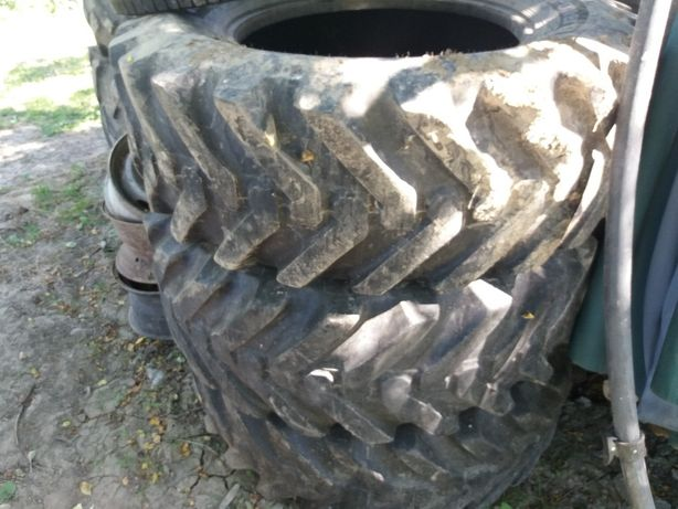 cauciucuri buldoexcavator tractor combina  remorca