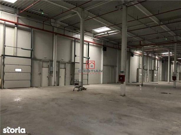 Inchiriere depozit\/hala Ciorogarla - A1 - KM13, Ilfov