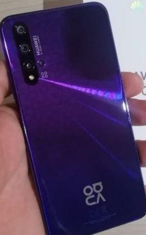 Huawei nova5t .     On