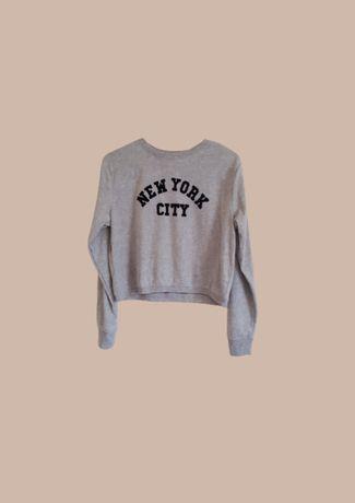 Bluza New York City H&M marimea S