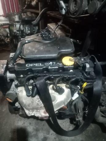 Двигатель на Опель x16szr 8клап