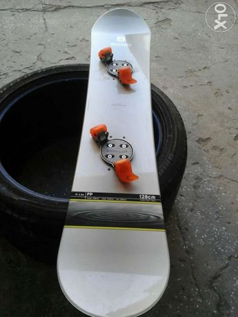 Placa Snowboard Bond.placa ski