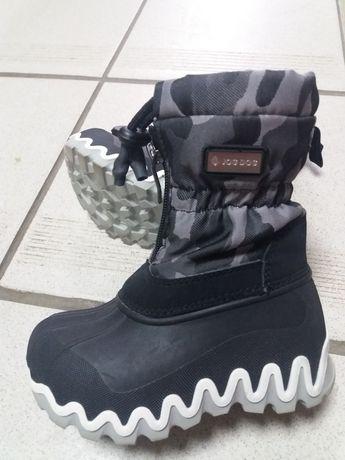 Обувь зимняя для мальчика